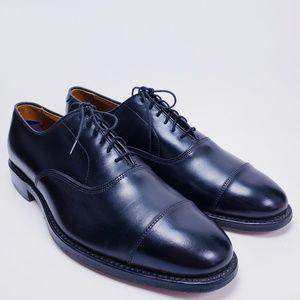 ALLEN EDMONDS Park Avenue Men's Black Leather